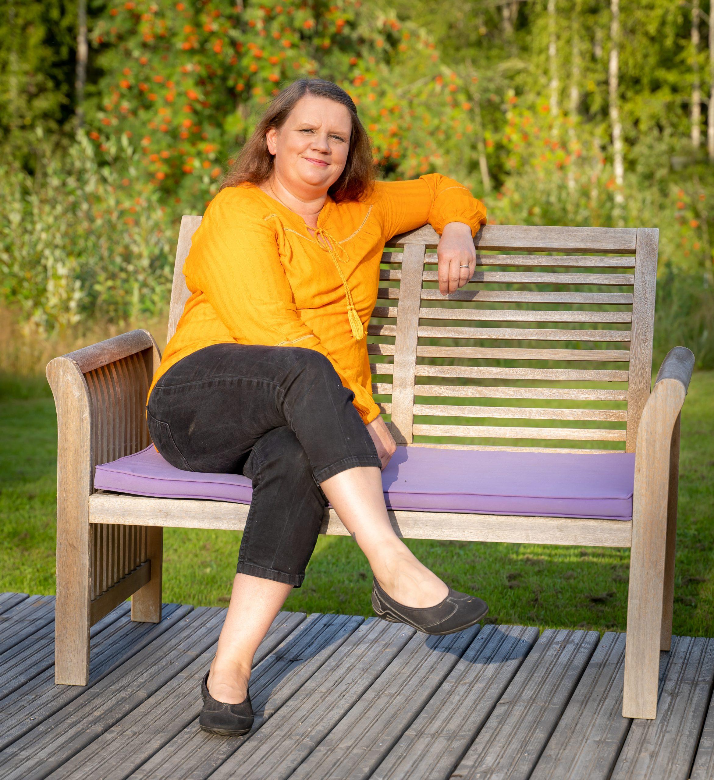 Psykoterapeutti Mervi Märsynaho tarjoaa psykoterapiaa Oulussa.